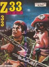 Z33 agent secret -148- La trahison à deux visages