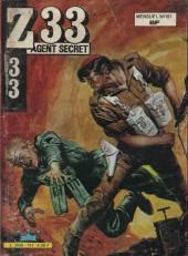 Z33 agent secret -151- Les trompettes du jugement dernier