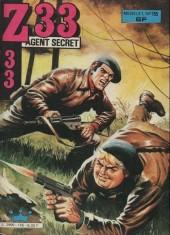 Z33 agent secret -155- Le commando aux doigts d'or
