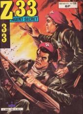 Z33 agent secret -158- Mourir à Athènes