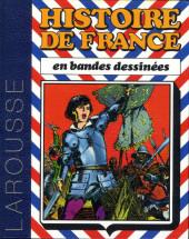 Histoire de France en bandes dessinées (Intégrale) -3- De Saint Louis à Jeanne d'Arc