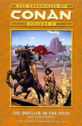 The chronicles of Conan (2003) -INT07- The Dweller in the Pool and Other Stories