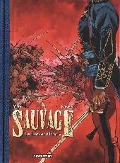 Sauvage (Meynet) -1TL- Les damnés d'Oaxaca