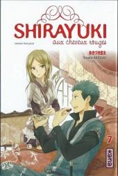 Shirayuki aux cheveux rouges -7- Tome 7