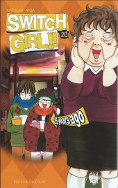 Switch Girl !! -20- Tome 20
