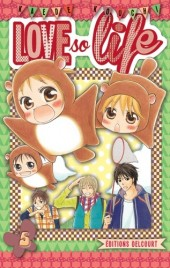 Love so Life  -5- Tome 5