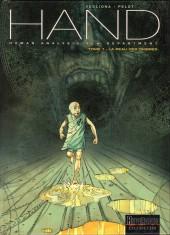 H.A.N.D. -1- La peau des ombres