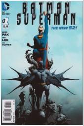Batman/Superman (2013) -1- Crossworld