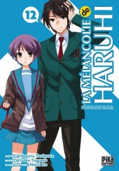 La mélancolie de Haruhi Suzumiya -12- Volume 12