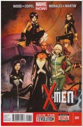 X-Men (2013) -1- Primer (1on3)