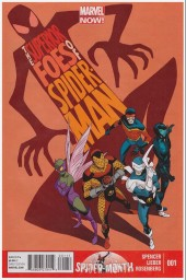 Superior Foes of Spider-Man (The) (2013) -1- No title