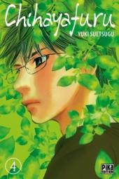 Chihayafuru -4- Tome 4