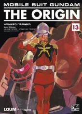 Mobile Suit Gundam - The Origin -13- Loum - 1re partie