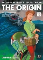 Mobile Suit Gundam - The Origin -15- Odessa - 1re partie