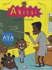 Akissi -4- Rentrée musclée
