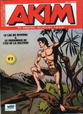 Akim (3e série) -2- Le Lac du Mystère & Le Prisonnier de l'île de la solitude