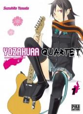 Yozakura Quartet -1- Tome 1