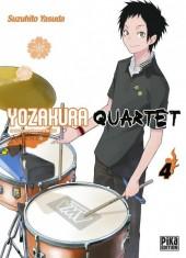 Yozakura Quartet -4- Tome 4