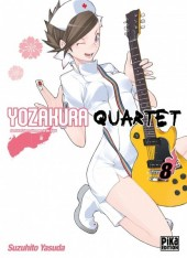 Yozakura Quartet -8- Tome 8