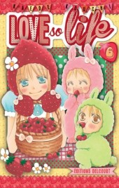 Love so Life  -6- Tome 6