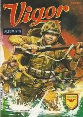 Vigor -Rec 05- Album n°5 (du n°256 au n°259)