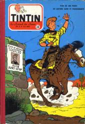 (Recueil) Tintin (Album du journal - Édition belge) -38- Tome 38