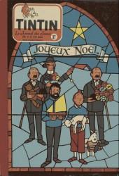 (Recueil) Tintin (Album du journal - Édition belge) -37- Tome 37