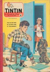 (Recueil) Tintin (Album du journal - Édition belge) -36- Tome 36