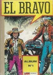 El Bravo (Mon Journal) -Rec01a- Album N°1 (du n°1 au n°3)