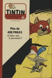 (Recueil) Tintin (Album du journal - Édition belge) -43- Tome 43