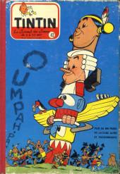 (Recueil) Tintin (Album du journal - Édition belge) -42- Tome 42