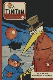 (Recueil) Tintin (Album du journal - Édition belge) -41- Tome 41
