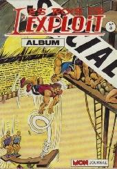 Les rois de l'exploit - (Spécial) -Rec03- Album N°3 (du n°7 au n°9)