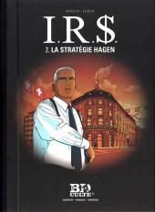 I.R.$. (Le Figaro) -2- La stratégie Hagen