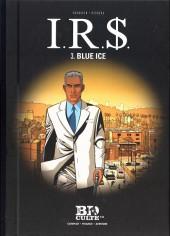 I.R.$. (Le Figaro) -3- Blue ice