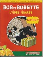 Bob et Bobette (Publicitaire) -Frui4- L'épée égarée