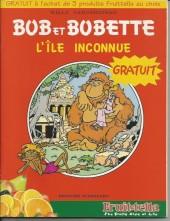 Bob et Bobette (Publicitaire) -Frui5- L'île inconnue