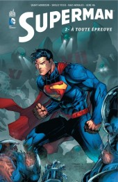 Superman (DC Renaissance) -2- À toute épreuve