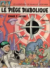 Blake et Mortimer (Historique) -8b1972- Le Piège diabolique