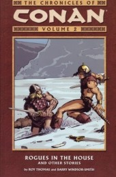 The chronicles of Conan (2003) -INT02- Rogues In The House And Other Stories
