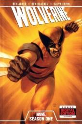 Wolverine: Season One (2013) -HC- Season One