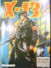 X-13 agent secret -Rec71- Collection reliée N°71 (du n°436 au n°439)