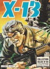 X-13 agent secret -Rec60- Collection reliée N°60 (du n°372 au n°375)