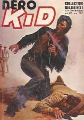 Néro Kid -Rec21- Collection Reliée N°21 (du n°81 au n°84)