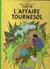 Tintin (Historique) -18C2- L'affaire Tournesol