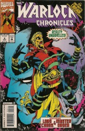 Warlock Chronicles (The) (1993) -2- Rescue