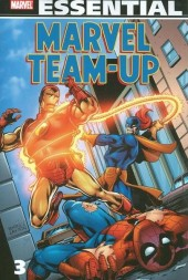 Essential Marvel Team-Up (2002) -INT03a- Marvel Team-Up volume 3