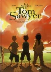 Tom Sawyer (Les Aventures de) (Akita/Istin) -3a- Coup de théâtre