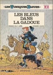 Les tuniques Bleues -13a1979- Les bleus dans la gadoue