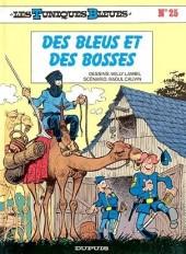 Les tuniques Bleues -25a1990- Des bleus et des bosses